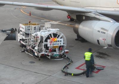 航空煤油供应